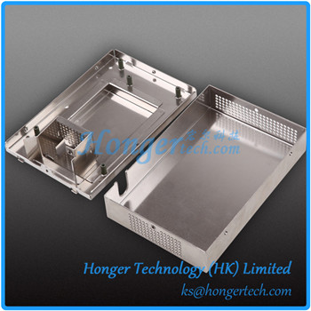 Mu Metal Magnetostatic Shielding Case