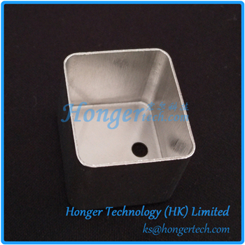 Deep Drawn Mu Metal Shielding Can