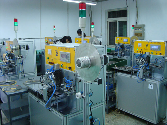 Automatic Winding Machines